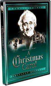 a christmas dvd