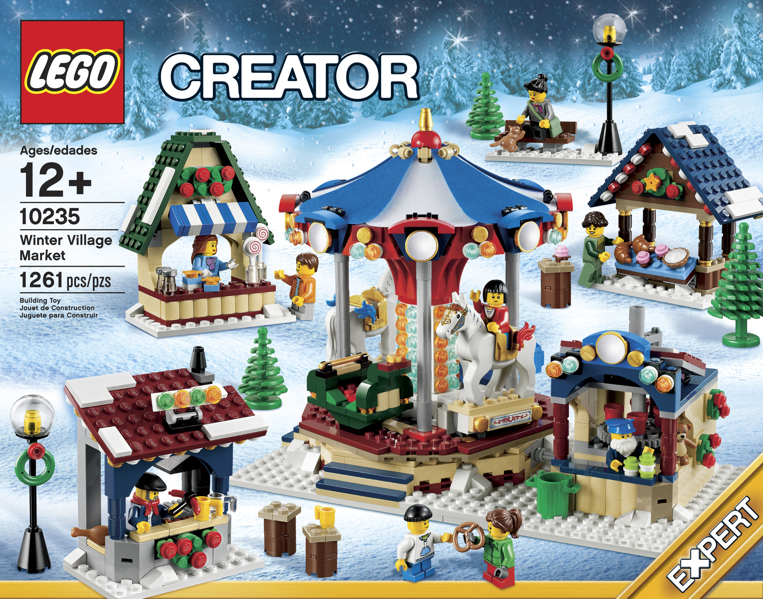 Collectors Corner – Christmas Lego | barrettbites