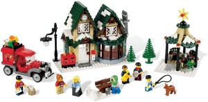 lego 2012 holiday